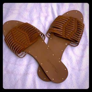 Madewell sandals, SZ 9 1/2